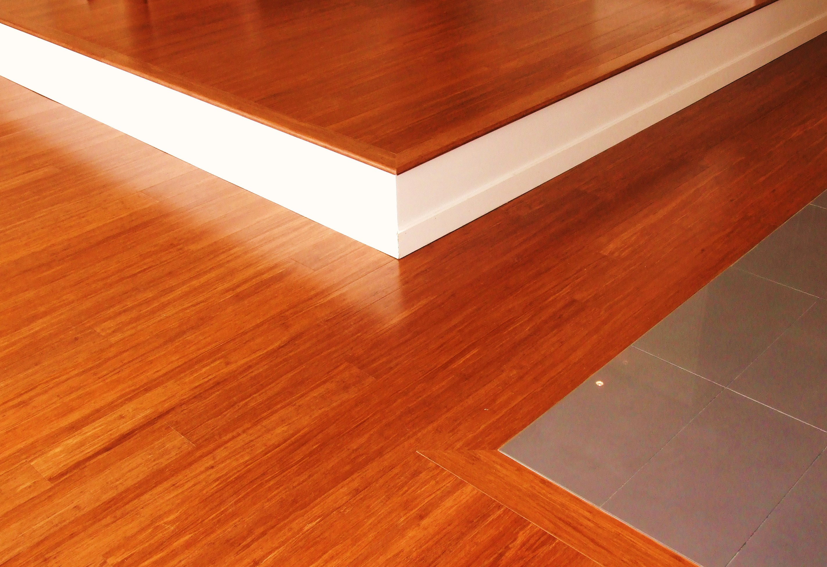 Plywood Floor In Kitchen